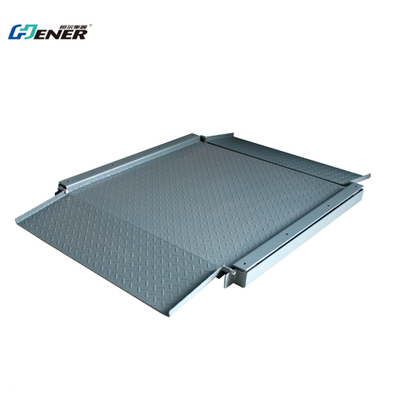 Extra Low Double Deck Platform Floor Scale